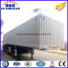 Fábrica Preço competitivo Air Bag Spring Suspension Cargo / Coal Carrier Semi Heavy Tractor Truck Van Trailer com abertura superior