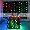 LED-videovorhang-Mietanzeige