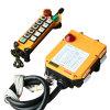 À télécommande tenu dans la main industriel sans fil de grue de portique de F24-10d
