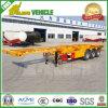40 piedi di 3axles di contenitore di trasporto di rimorchio del telaio