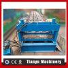 Rodillo de la placa del Decking del suelo del material de construcción que forma la máquina
