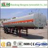3 de Tanker van de Stookolie van het Vervoer van de Aanhangwagen van de Tank van het Roestvrij staal van de Leverancier van de Fabriek van de as