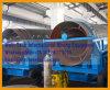 回転式トロンメルの金スクリーンのドラム洗浄のプラント