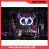 Showcomplex P6 옥외 임대료 발광 다이오드 표시 스크린