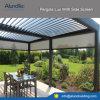 Modèle en aluminium de Pergola de Gazebo de patio
