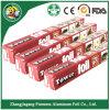 Clinquant en aluminium professionnel du ménage 8011/Ho de qualité superbe