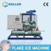 Capacidade grande 15 do floco toneladas de fabricante de gelo amplamente utilizado no supermercado, na pesca, e no processamento de carne (KP150)
