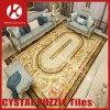 Azulejos de mármol cristalinos del modelo Waterjet para el suelo (WXP32043)