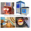 Install Simple IGBT 50kw Induction Heating Treatment Machine