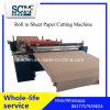 Automatische Packpapier-Ausschnitt-Maschine