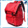 빨간 여가 여행 및 스포츠 어깨 책가방