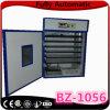 La incubadora automática Hatcher del buen precio Eggs la incubadora para la venta Bz-1056
