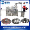 Máquina de rellenar del agua carbónica automática llena del gas (equipo/línea)