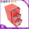 Rectángulo de empaquetado de papel del cajón del diseño simple del precio competitivo