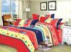 Poly/Katoen Reeks Van uitstekende kwaliteit van het Beddegoed van Koningin Size Huis de Textiel