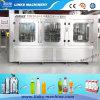 Maquinaria de engarrafamento da água pura automática cheia da pressão de água