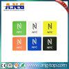 Tag sem contato do Hf 13.56MHz RFID de Ntag216 Ntag215 para o telefone móvel