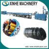 PE 2 구멍 생산 라인 또는 이중 관 압출기 Machine/PE 관 플라스틱 기계