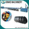 PE 2キャビティ生産ラインか二重管の押出機Machine/PEの管のプラスチック機械