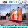 Videomiete P10 LED-Bildschirmanzeige-Panel, das Anschlagtafel bekanntmacht