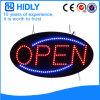 Hidly Oval das Afrika LED geöffnete Zeichen