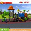 Equipamento 2016 plástico barato do campo de jogos de Huadong para a venda (HD16-118A)