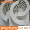 Horno termal incombustible del material de aislante con el alambre de resistencia