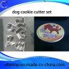 Cortador de la galleta del acero inoxidable de Bakeware con el rectángulo del estaño