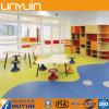 Einfacher sauberer engagierter Plastik angehobener Fußboden für Kindergarten
