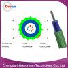 Câble fibre optique de soufflement de mini air de 8 faisceaux de fabrication pour FTTX