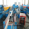 нержавеющая сталь Round Pipe Downspout Roll Forming Machine от 0.5 до 0.6mm Thick