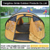 4 Personen-Selbstdachspitze-Verbindungs-doppelte Schicht-einfaches Popup- Zelt