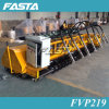 具体的な道路工事Screedingおよび内部具体的なバイブレーターが付いている舗装機械