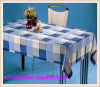 Tablecloth transparente de Oilcloth/da tabela do PVC da forma impermeável