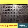 Rivestimenti esterni della parete di Customed della parete divisoria del metallo delle facciate di alluminio della parete