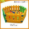 Associação interna macia plástica da esfera de campo de jogos das crianças