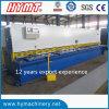 QC11Y-16X6200 Hydraulic Guillotinescher- und -ausschnittmaschine