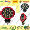 17PCS*3W DEL Work Light, IP67 DEL Work Light, 6000k DEL Work Light pour Trucks