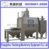 &le automático de la capacidad de carga de la eficacia alta de la máquina del chorreo de arena del vehículo 220V; 80Kg