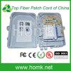 Cadre imperméable à l'eau d'ABS de cadre de distribution de fibre optique