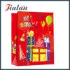 Il disegno poco costoso di festa di buon compleanno comercia il sacchetto all'ingrosso di carta su ordinazione del cioccolato