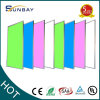 48W 600X600 600X1200 LED Panel Light for Home and Office, Flat Square Panle Light LED, RGB LED Panel Light
