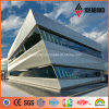 Magisch SHAPE Building 4mm 0.3mm PVDF Aluminum Voorzijde Panel