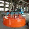 工場をリサイクルするための天井クレーンの持ち上がる電磁石