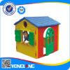 De plastic Huizen van de Speelplaats van Jonge geitjes