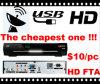 Receptor satélite o mais barato popular de HD FTA