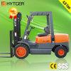 セリウムCertificationとの4ton Diesel Hydraulic Forklift Truck