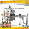 Máquina automática de la cerveza El enjuague Fiiling capsula