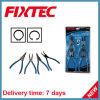 Conjunto de los alicates de anillo de retención del PCS de la pulgada 4 de la herramienta de mano 7 de Fixtec
