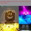 Luz principal movente do diodo emissor de luz do ponto do feixe de Guangzhou para o estágio
